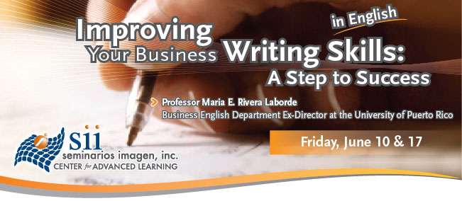 Improving Your Business Writing Skills