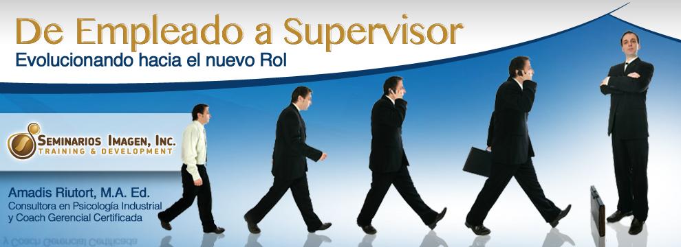 Empleado a Supervisor
