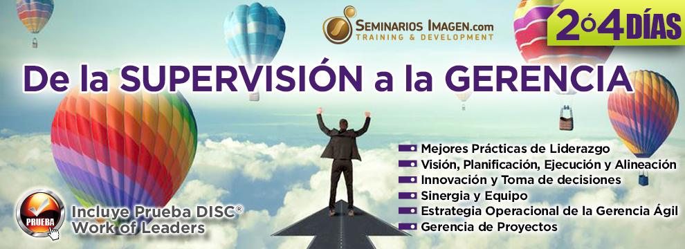 Supervision a Gerencia2dias 2o4