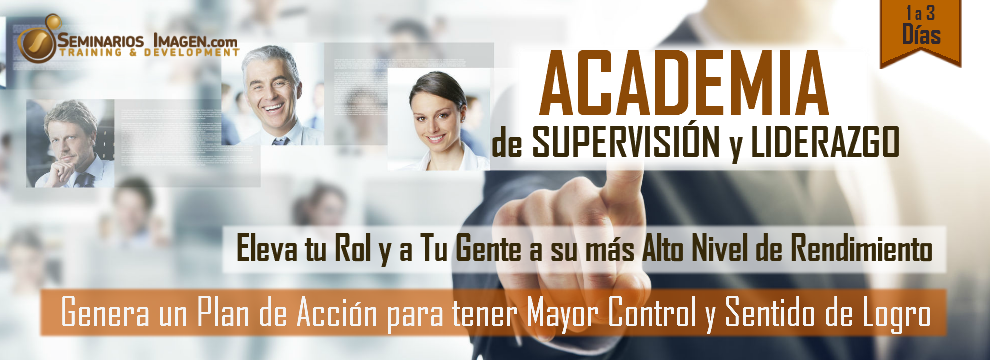 Academia_Tope Supervision y Liderazgo 2018