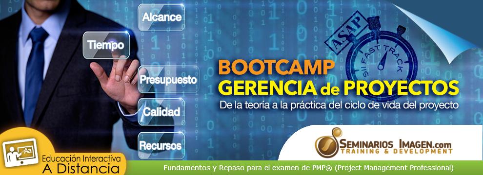 Bootcamp PMP Revisado Junio 2020