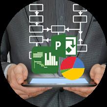 Microsoft Project para la Gerencia de Proyectos