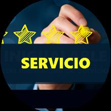 Servicio Inigualable – Programa