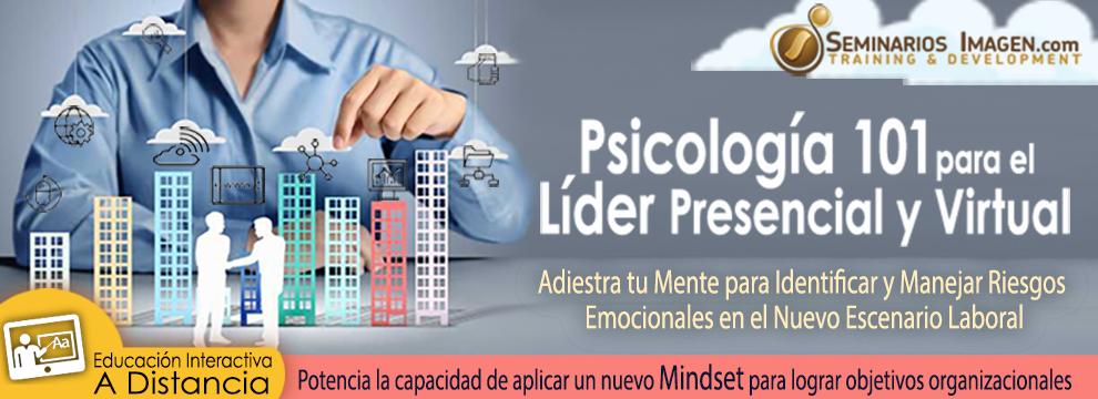 Psicologia101 para lideres Revisado Junio 2020